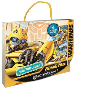 Transformers Bumblebee Activity Case