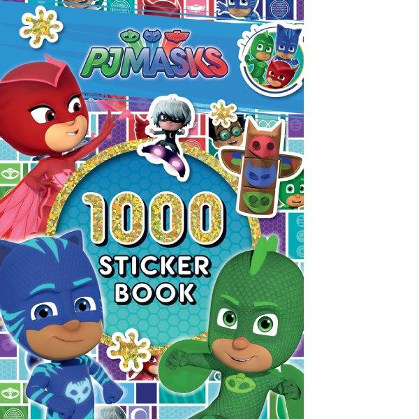 PJ Masks 1000 Stickers