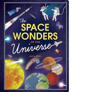Space Wonders of the Universe