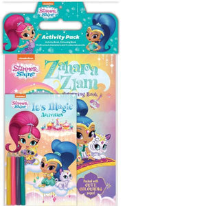 Shimmer &  Shine Activity Pack