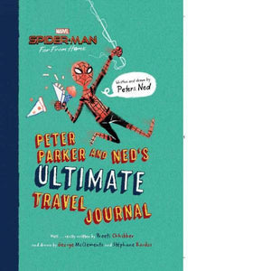 Spiderman  Far From Home Peter Parker and Ned's Travel Journal