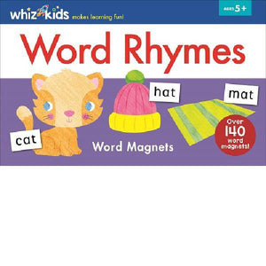 Whiz Kids Magnetic Words & Rhymes