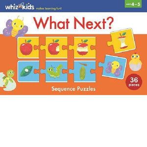 Whiz Kids Whats Next Puzzle