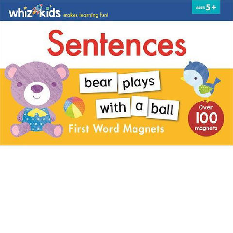 Whiz Kids Magnetic Sentences