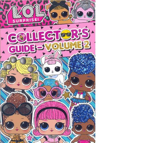 LOL  Surprise Collectors Guide #2