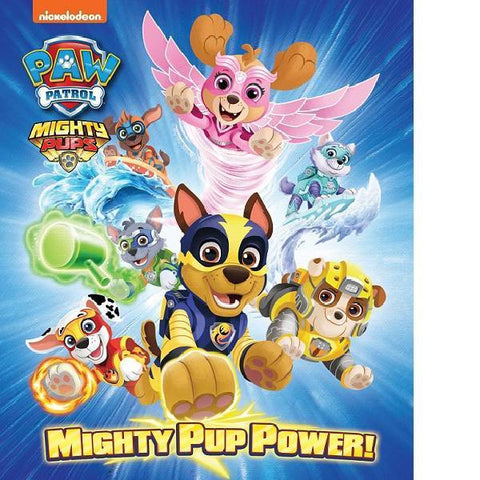 Paw Patrol Mighty Pup Power  Picture Storybook