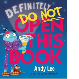 Definitely Do Not Open This Book – Andy Lee