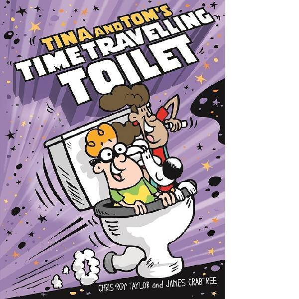 Tina & Toms Time Travelling Toilet