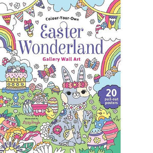 Easter Wonderland  Gallery Wall Art