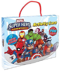 Marvel  Superhero Activity Case