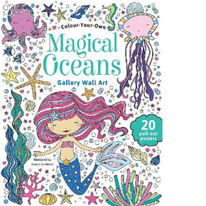 Create Your Own Magical Ocean Wall Art