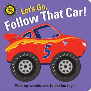 Spin Me Follow That Car