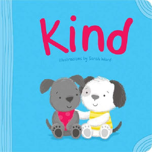 Kind - Resilience  Board Book