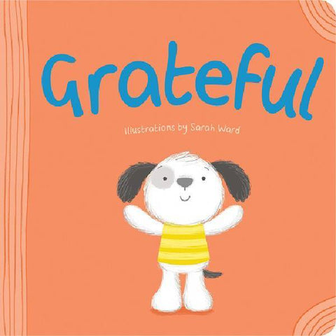 Grateful - Resilience Board Book