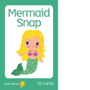 Little Genius Mermaid Snap Cards