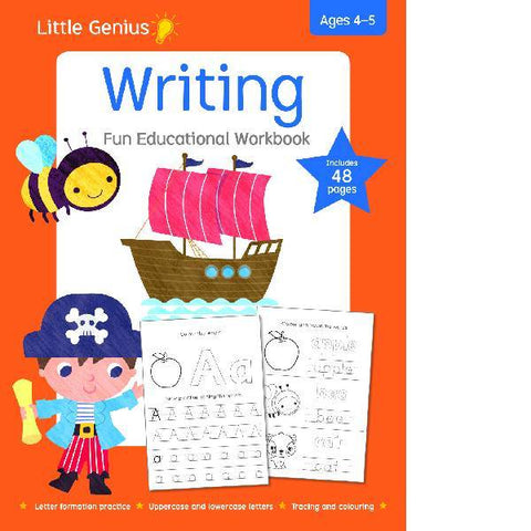 Little Genius Writing Learning 4-5 yrs