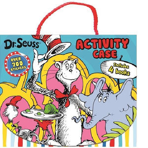 Dr Seuss Activity Case
