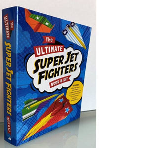 Ultimate  Book and Kit  Jet Fighters