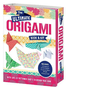 The Ultimate Origami Book & Kit