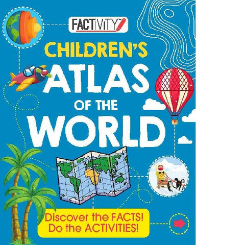 Atlas And Wonders Of Your World