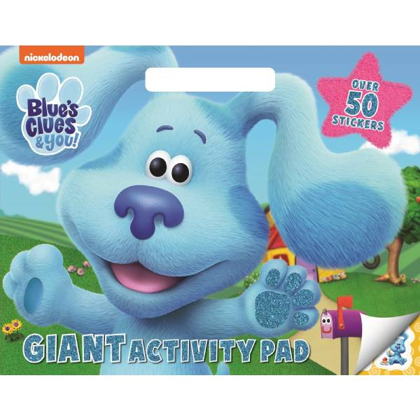 Blues Clues Giant Activity Pad