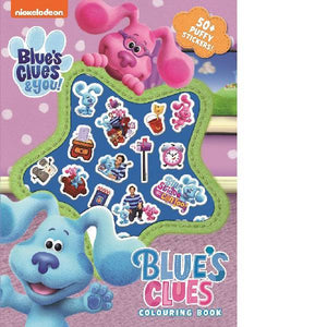 Blues Clues Puffy Sticker
