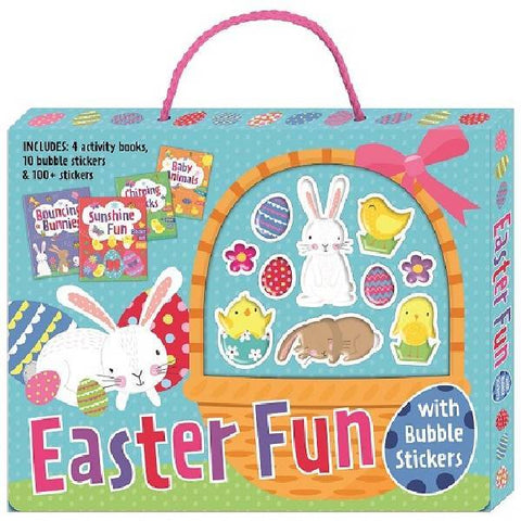 Easter Fun Sticker Activity Case
