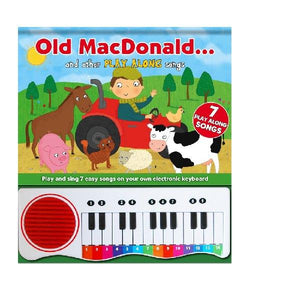Old Macdonald Piano Book