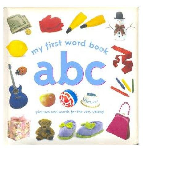 My First Word ABC Padded Board