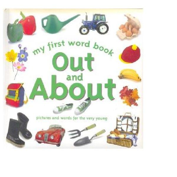 My First Out and About Padded Book