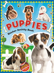 100 Puppies Sticker Activity