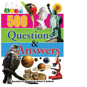 500 Questions & Answers
