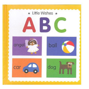 Little Wishes ABC Padded Word Book
