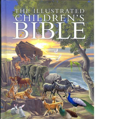 Illustrated Childrens Bible - available 23rd April
