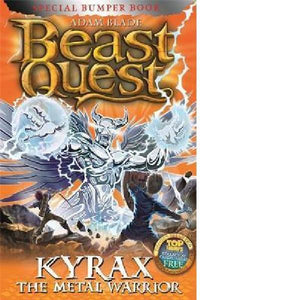 Beast Quest Kyrax & the Meatal Warrior