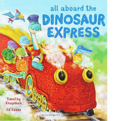 All Aboard the Dinosaur Express  FSC Certified