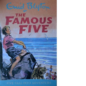 Famous Five Fall Into Adventure