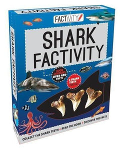 Sharks Factivity Kit