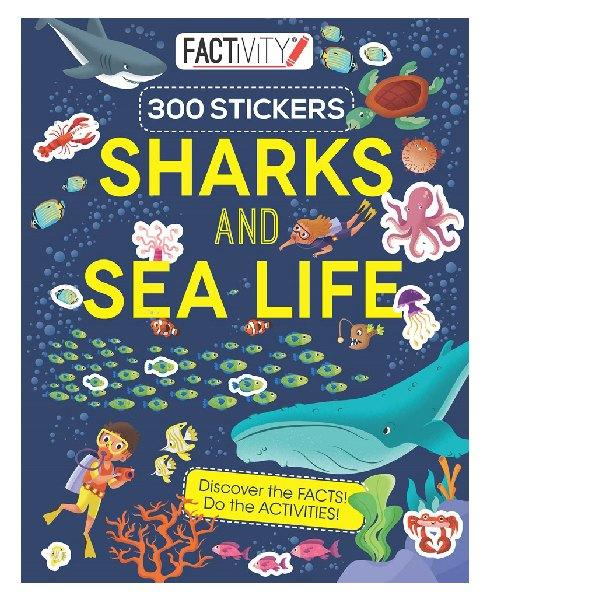 Sharks and Sea Life Sticker
