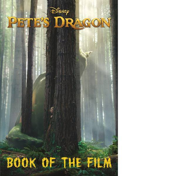 Disney Petes Dragon Book of the Film