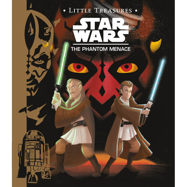 Star Wars Little Treasures The Phantom Menace