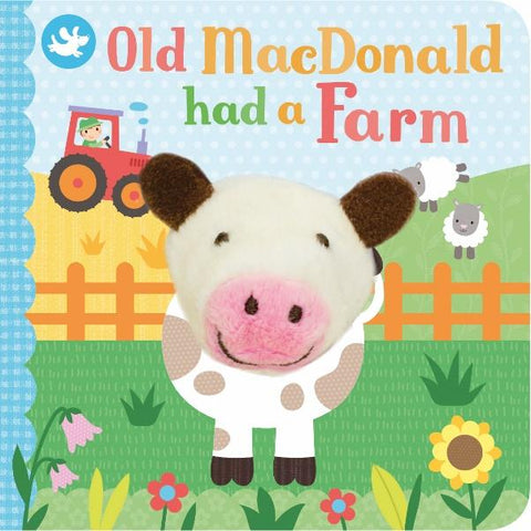 Little Me Finger Puppet Old MacDonald Had A Farm