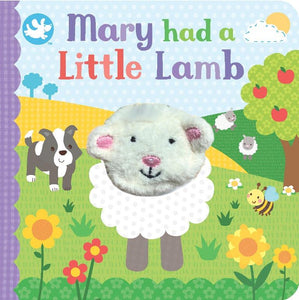 Little Me Finger Puppet Mary Had a Little Lamb