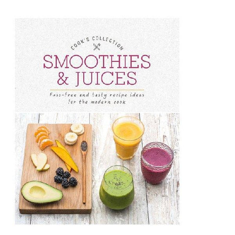 Cooks Collection Smoothies & Juices