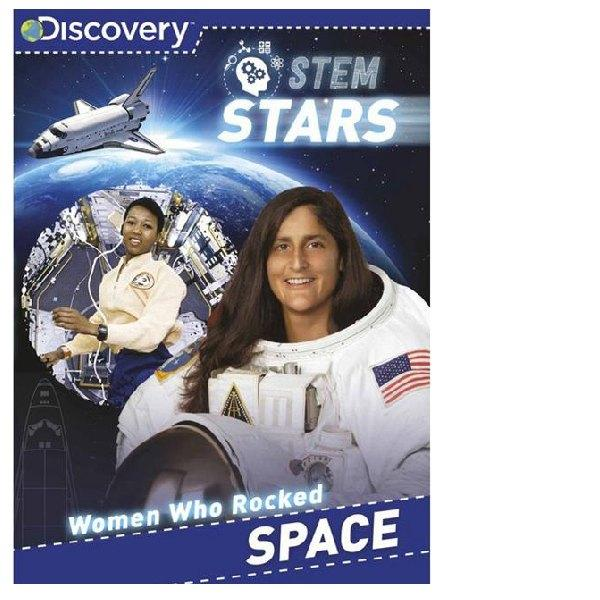 Discovery Kids  Women Who Rocked Space*