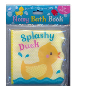 Little Me Noisy Bath Book
