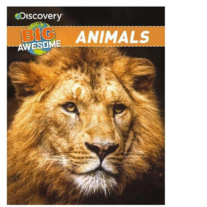 Discovery Big Awesome Animals