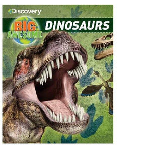 Discovery Big Awesome Dinosaurs