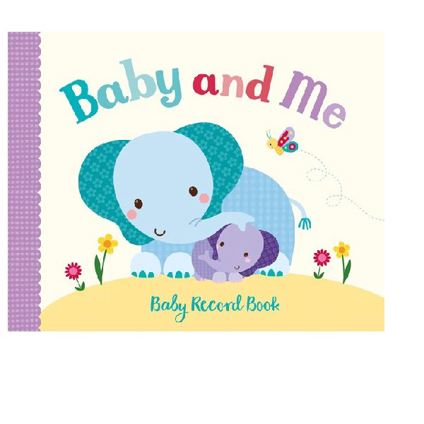Little Me Baby & Me Baby Record Book