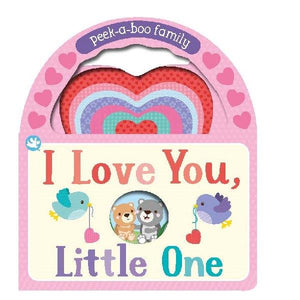 Little Me I Love You Peek a Boo Board